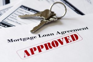 20,609 new mortgages taken out in August