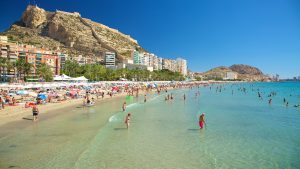 Over 10 million tourists visited Spain in August