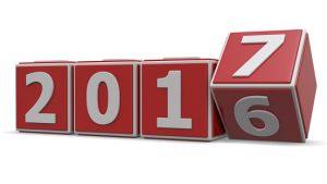 Goodbye 2016 - Hello 2017!