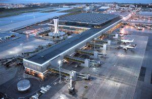 Malaga airport handled 12.9% more flights in Q1