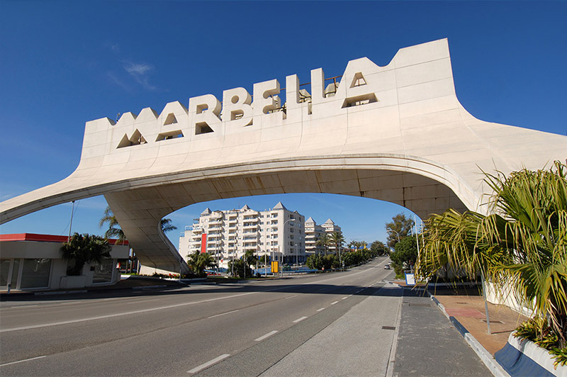 "Marbella is ""an example of positive change"""