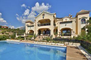La Zagaleta homes are more like hotels!