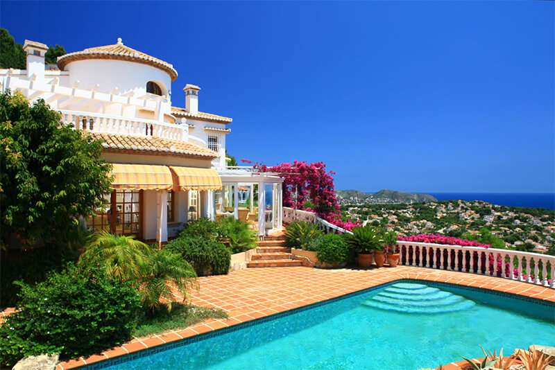 Property prices increased in third quarter marbella for for On the property sale prices