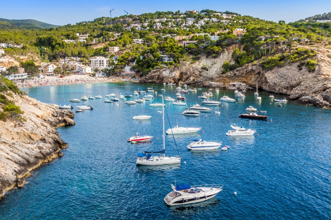The Balearic Islands saw the biggest rise in 2017