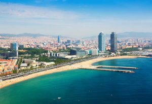 Barcelona has the highest cost of renting