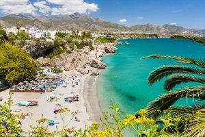 12.5 million tourists hit the Costa del Sol