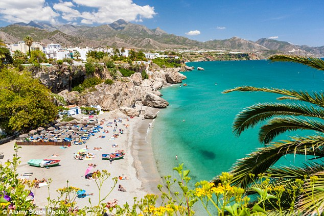 12.5 million tourists hit the Costa del Sol