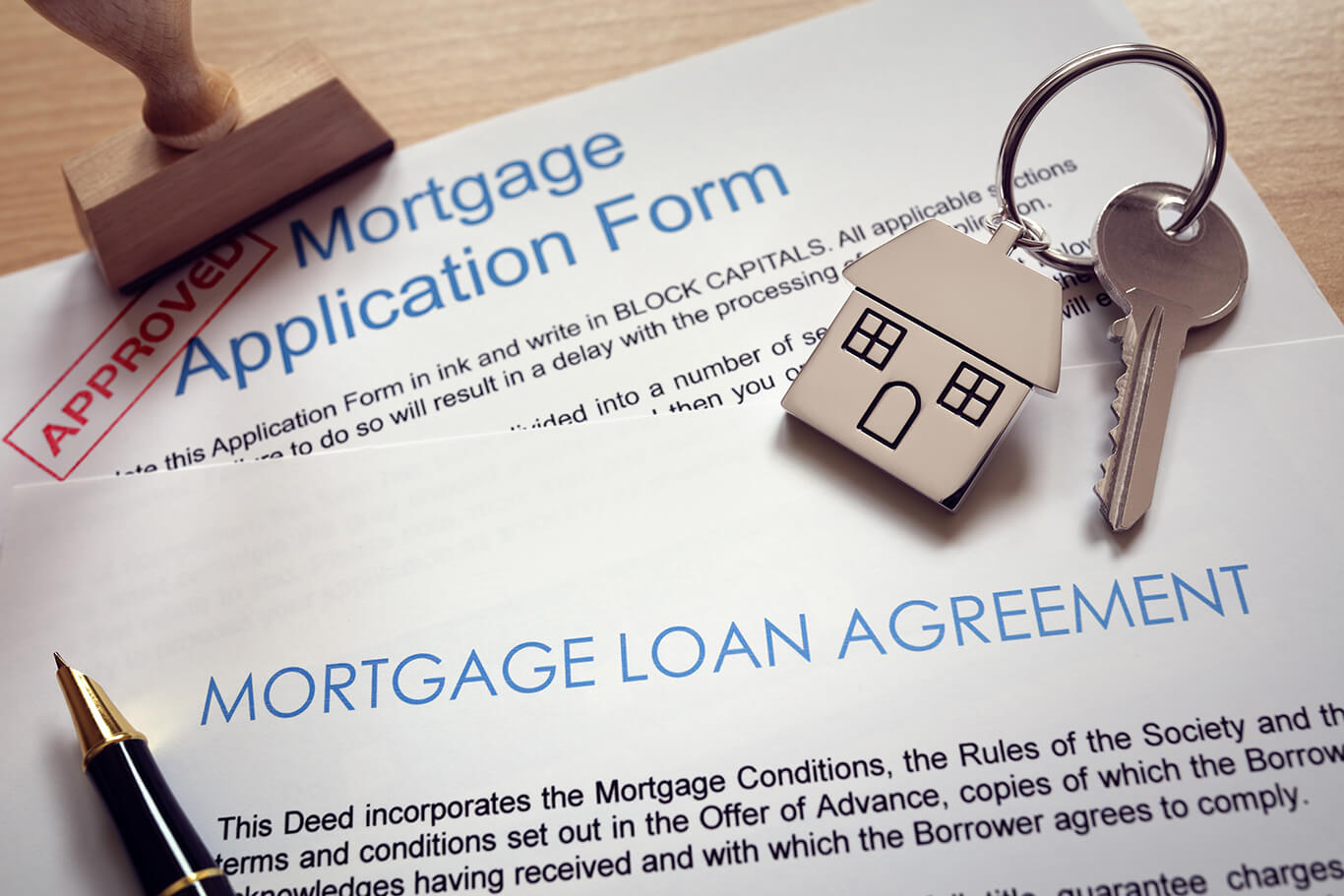 Number of new mortgages fell in November