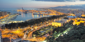 Property Prices increased 1.1% in Malaga, in January