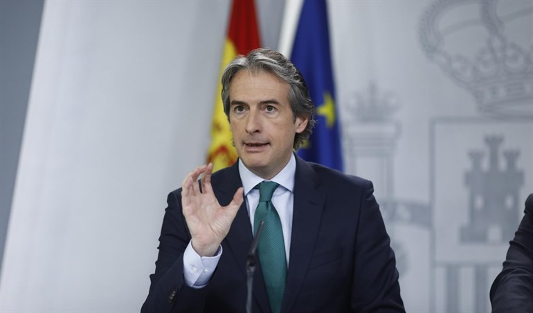 Minister for Development, Íñigo de la Serna