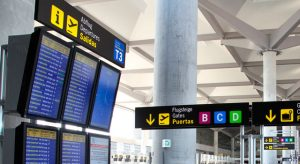 Málaga Airport Saw Almost a million passengers in February