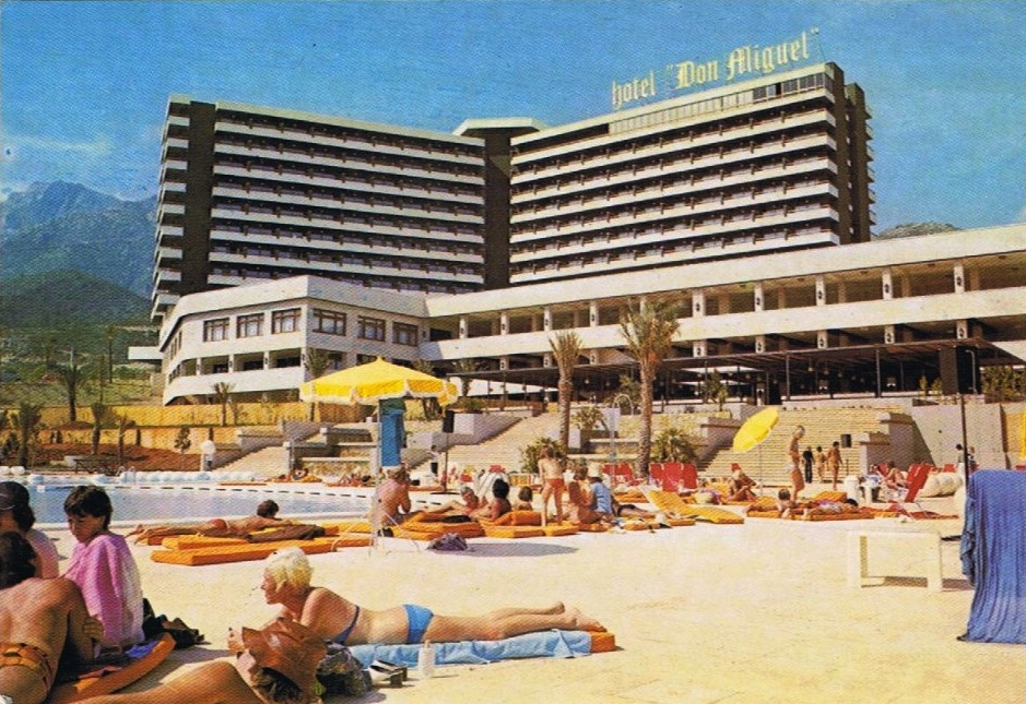 The iconic hotel will reopen next year