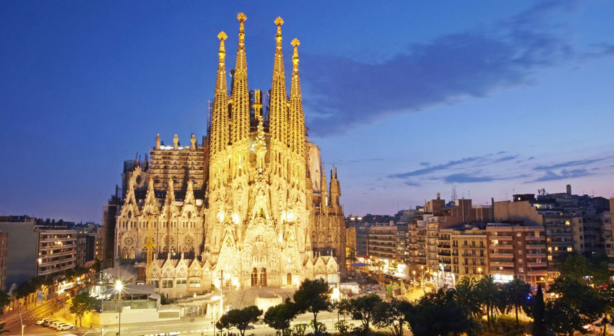 A square metre in Barcelona now over €4,000