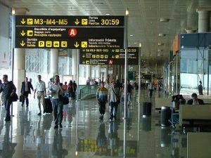 2.2 million British tourists Spain in June