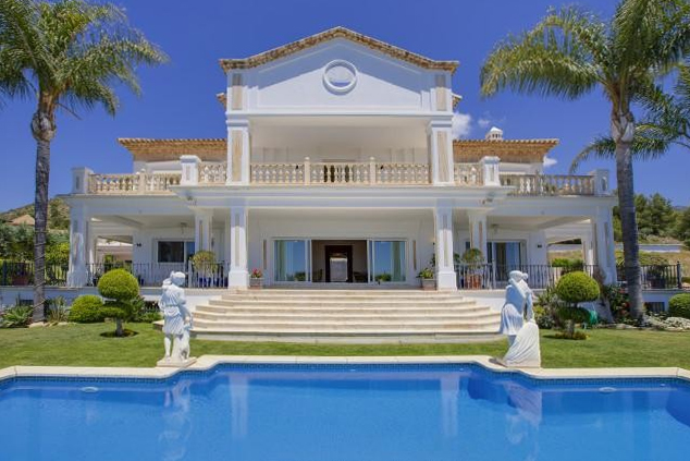 Luxury property is gaining ground in Spain