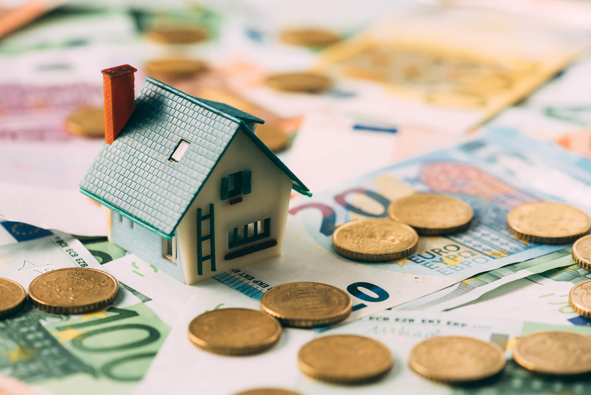 House prices up in November