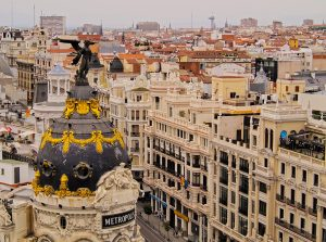 December saw prices increase 20.73% in Madrid