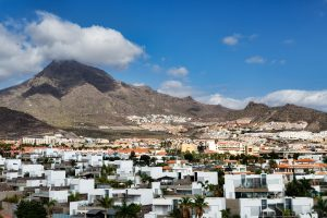 The Canary Islands saw an 18.8% fall in home sales