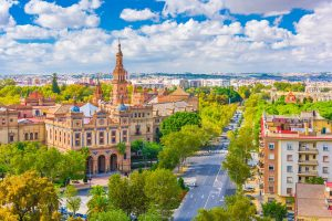 Andalucía saw property sales increase 2.7%