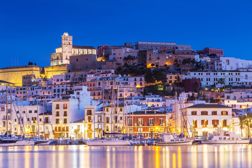 Ibiza Town has seen rental costs spiral up 93% in five years