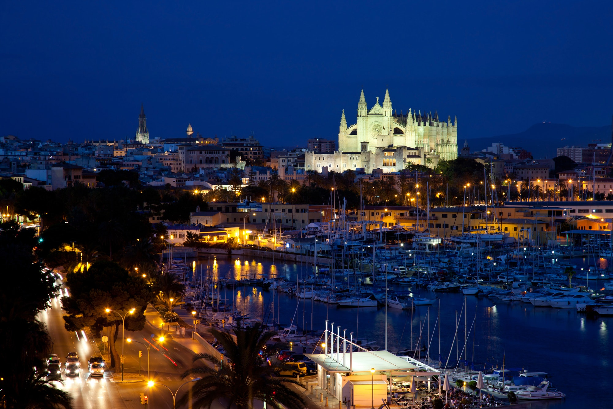 Palma de Mallorca saw prices grow 7.90%