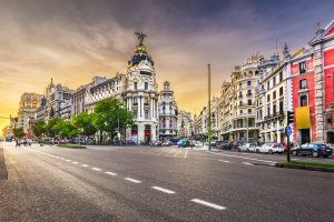 Madrid: most expensive for rental property