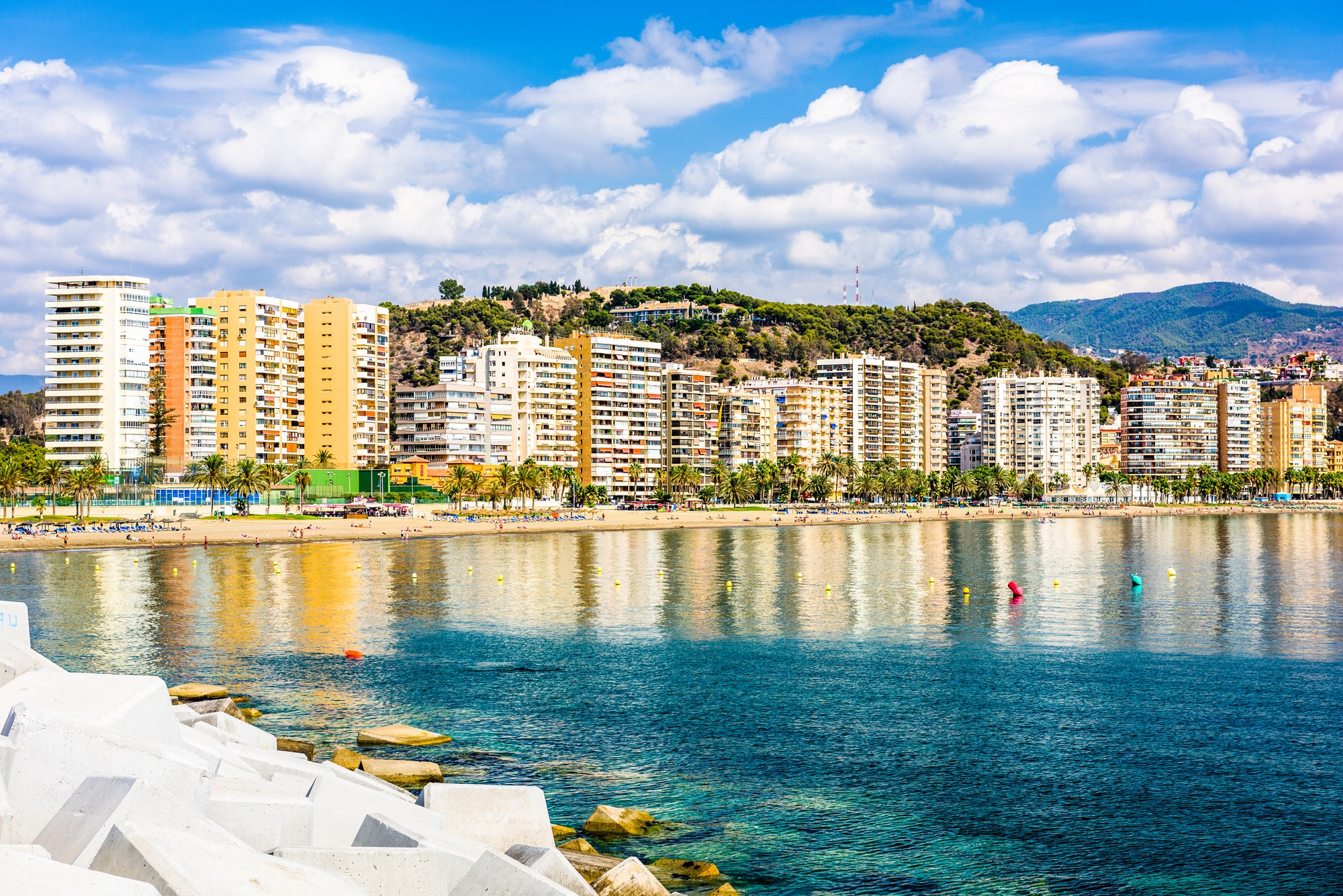 House prices in Malaga fell 2.57% in Q1