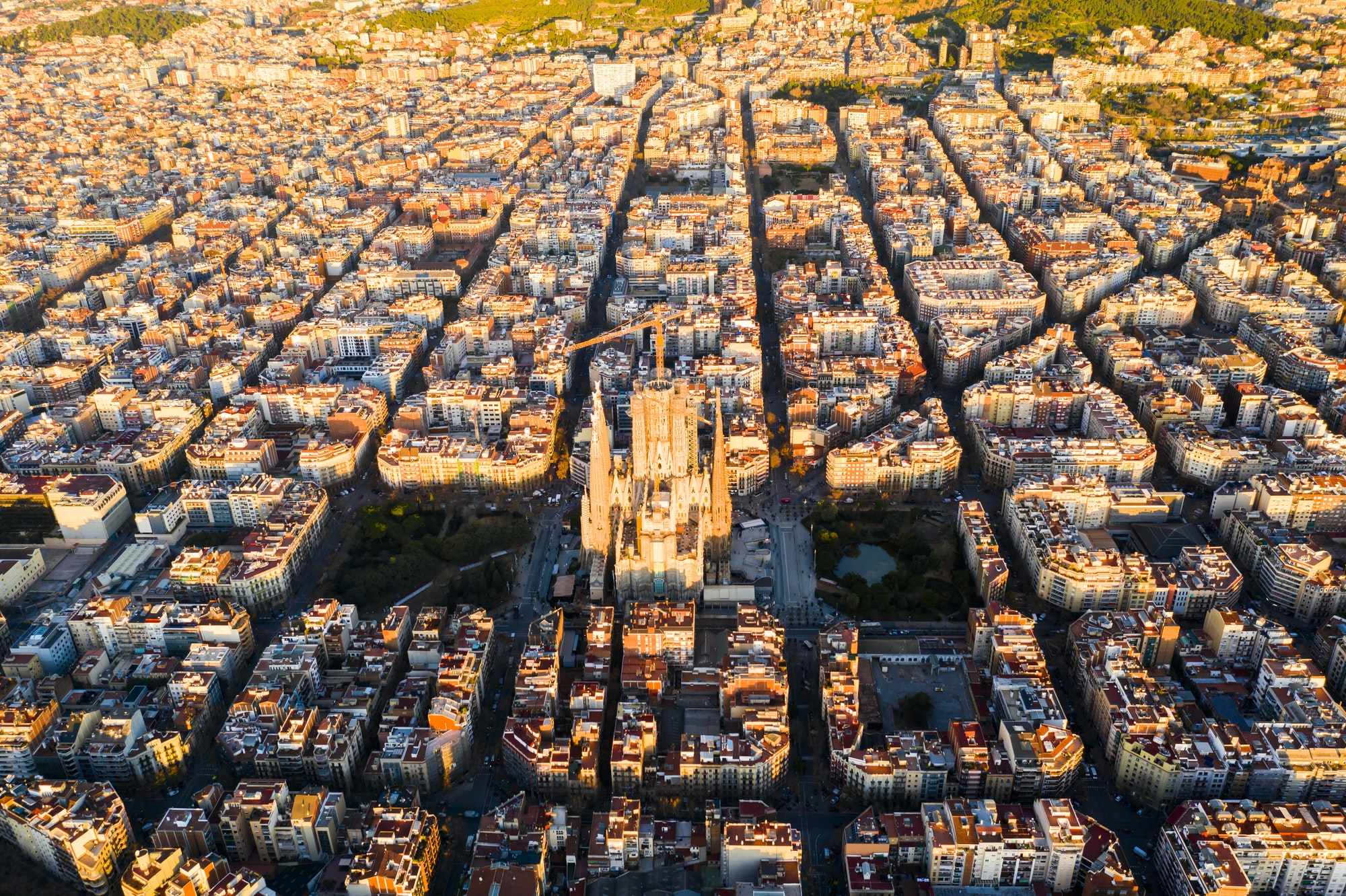 Prices fell 2.1% in Barcelona in May