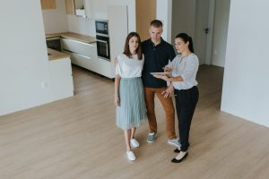 Buyers are coming back to the property market