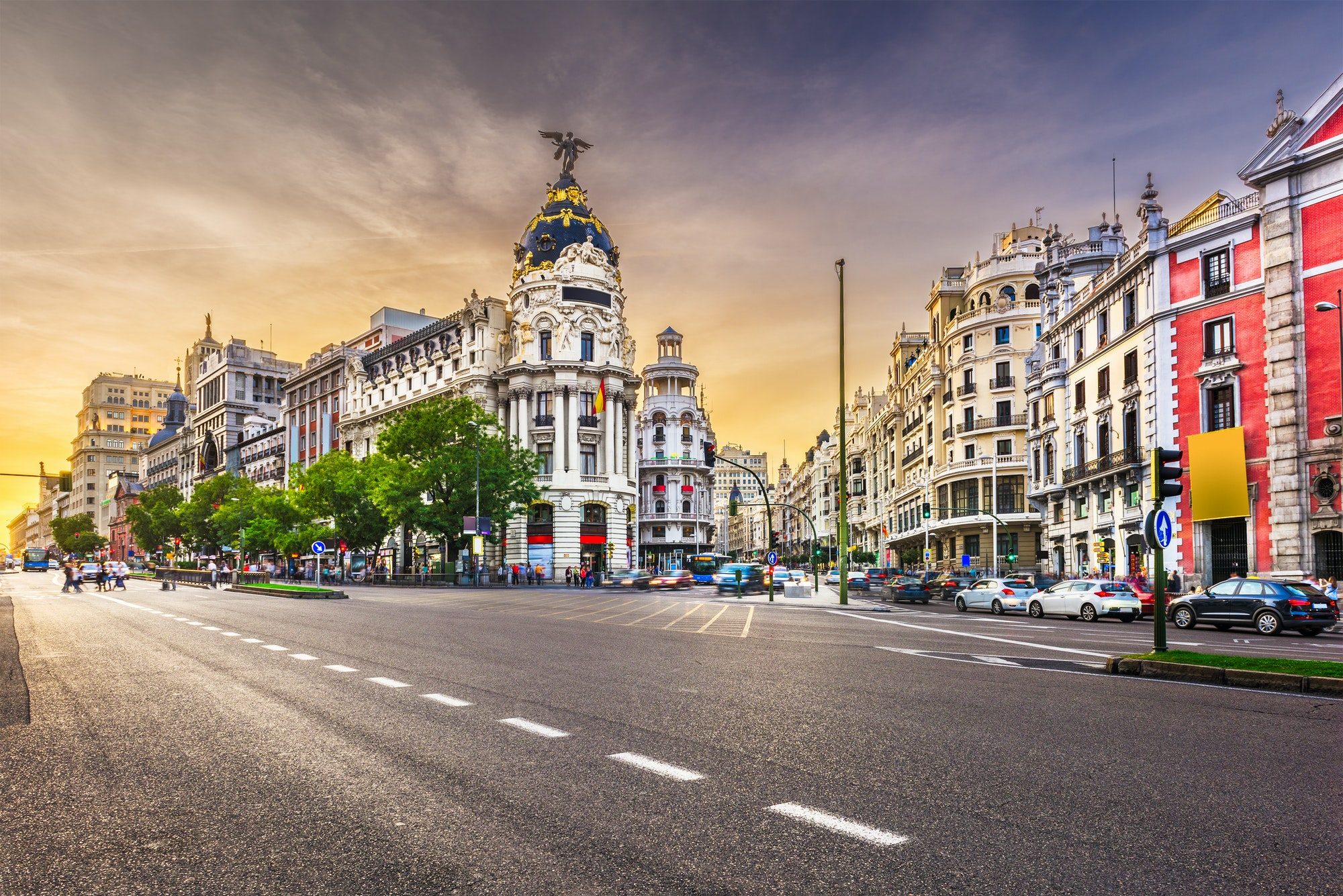 Madrid is the priciest housing
