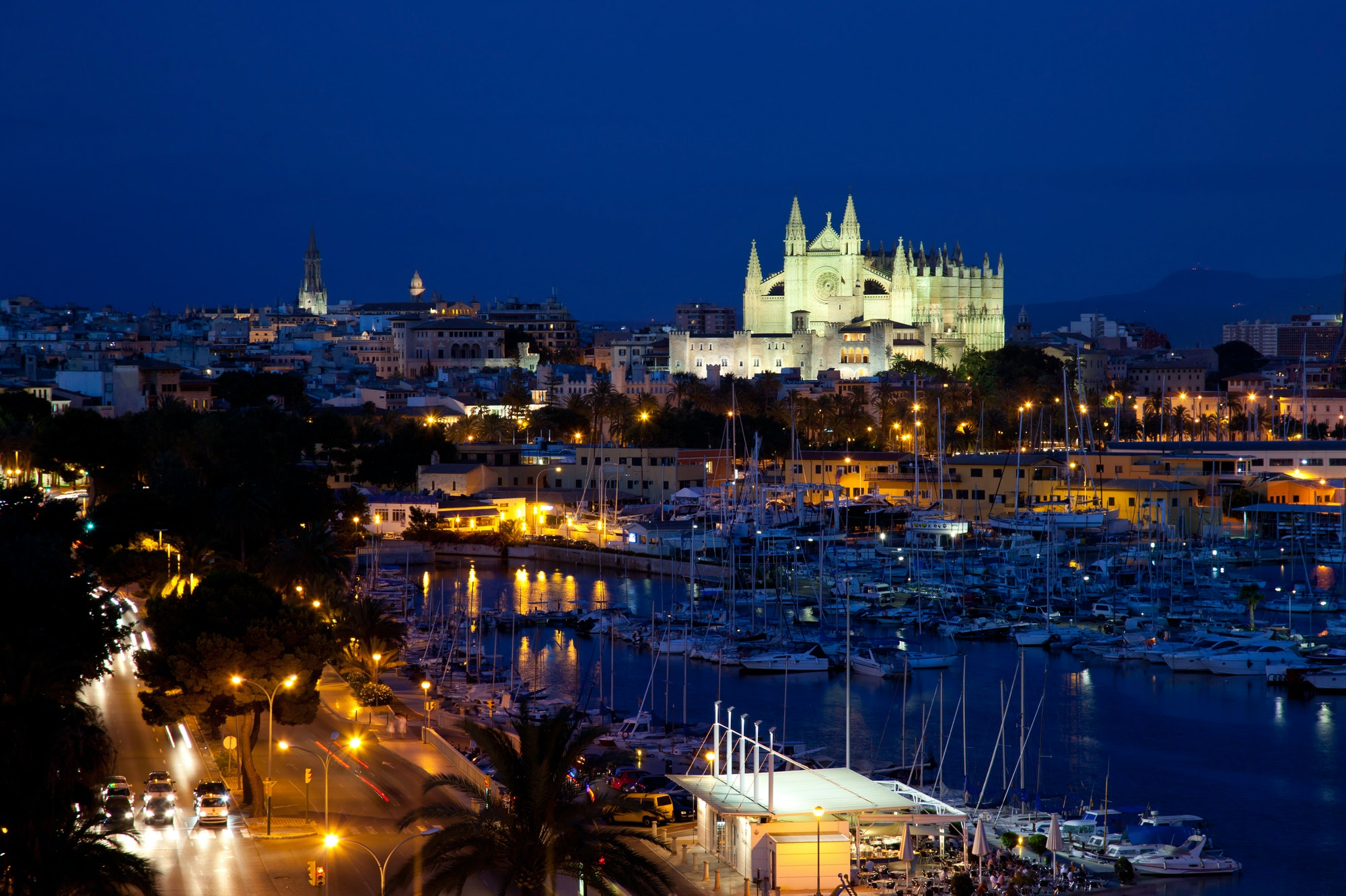 Prices in Palma de Mallorca are up 58%