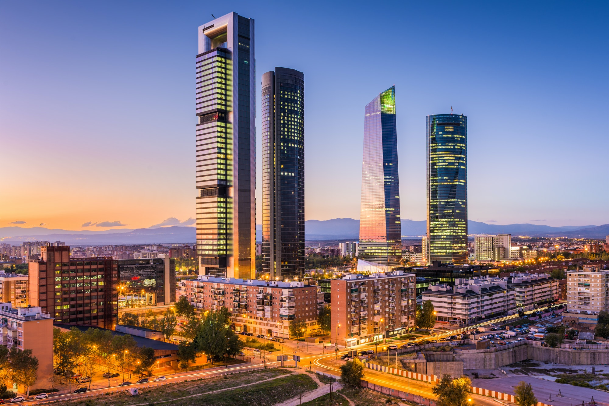 Madrid is the most expensive community for housing