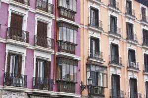 Madrid is the community with the highest house prices