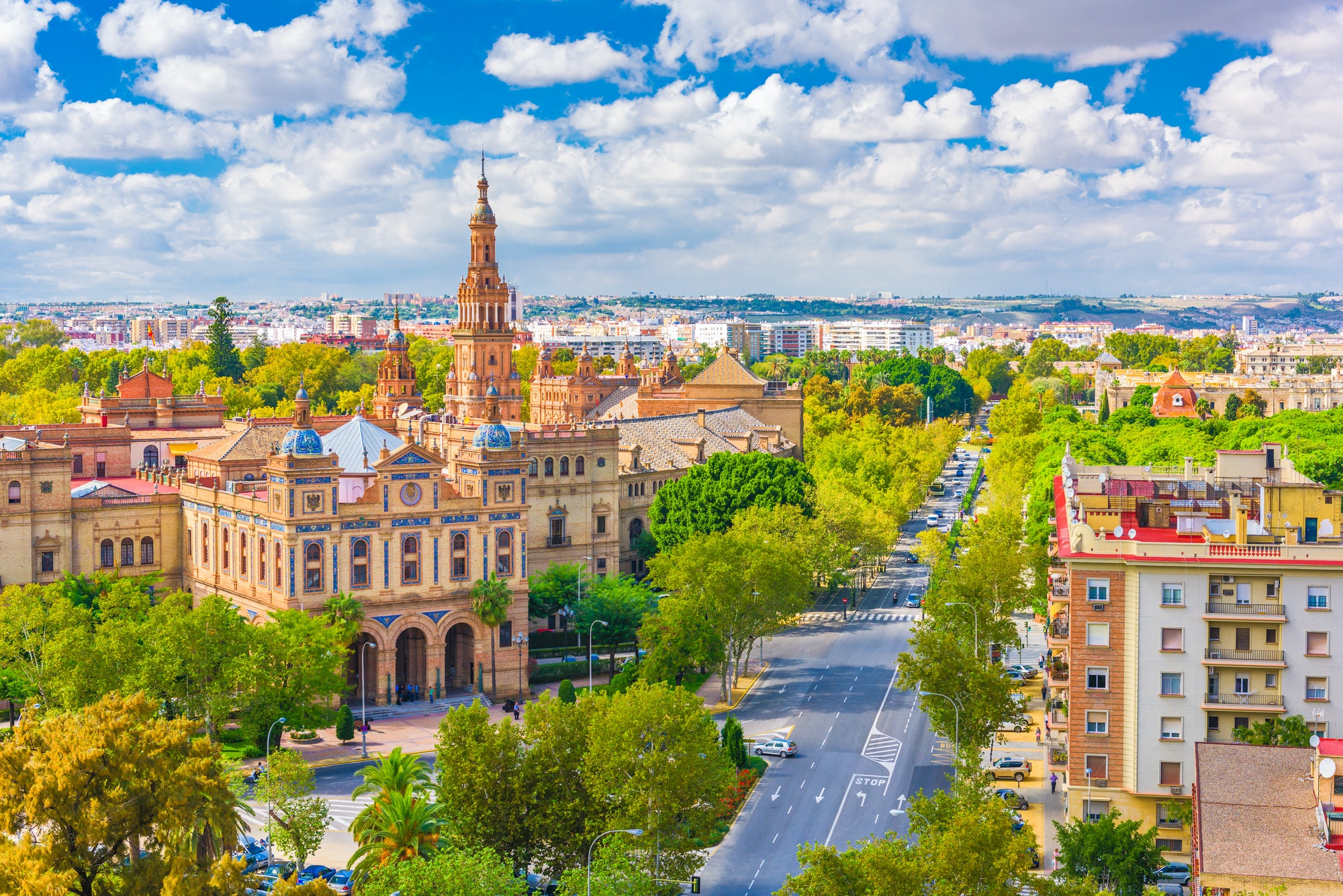 Homes sales in Andalucia increased 32.4%