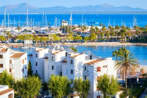 The Balearic Islands - most expensive community for housing in Spain