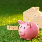 Rental costs fell again in Many