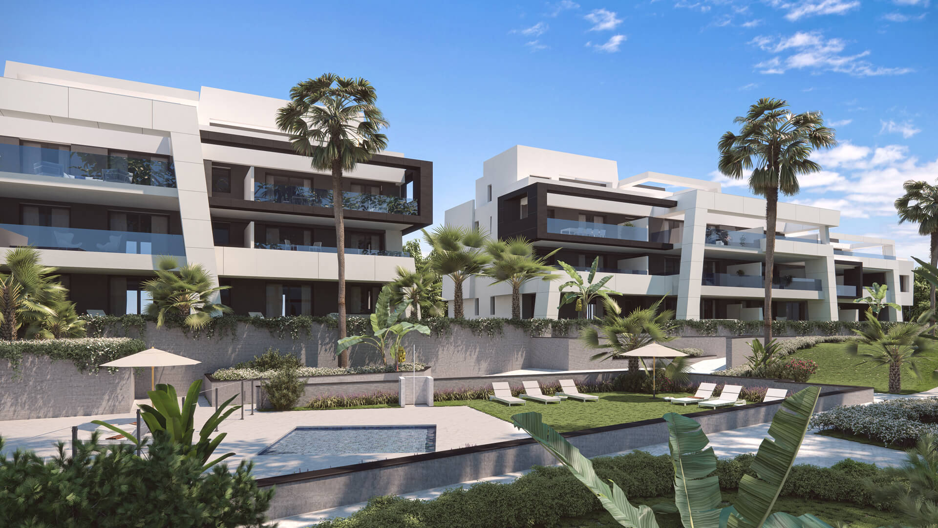 New Development en Venta en Selwo