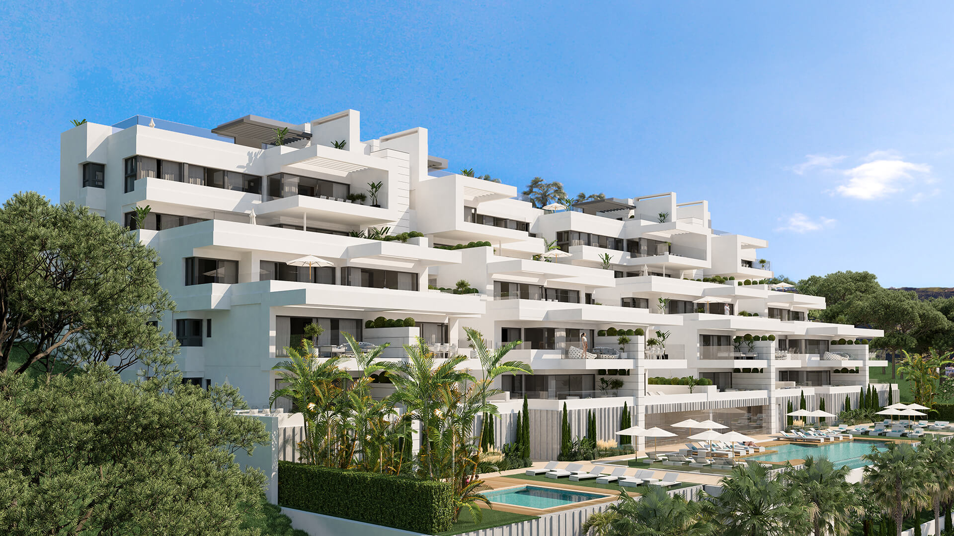 South Bay en Venta en Estepona
