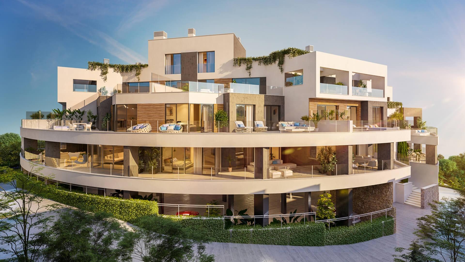 Los Monteros Apartments