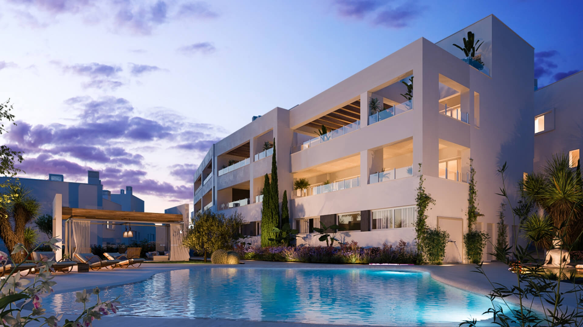 Los Monteros Apartments