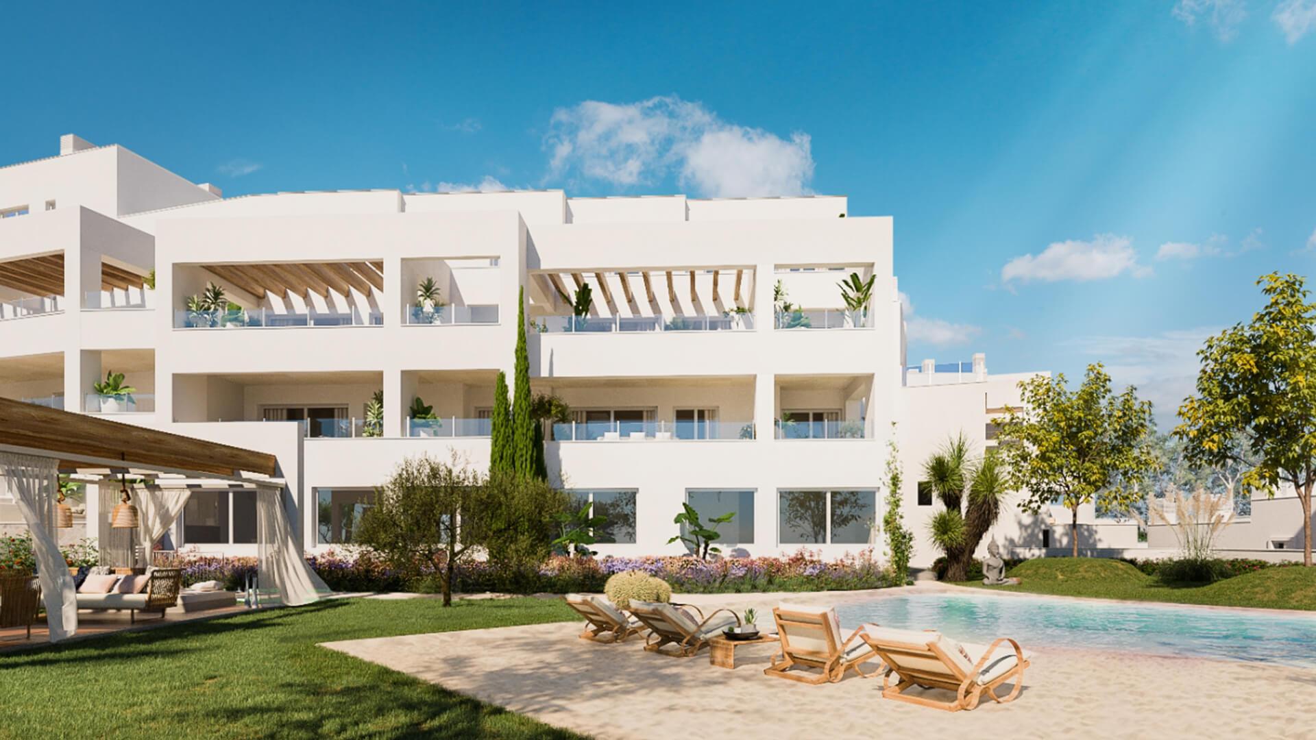 Los Monteros Apartments - Los Monteros