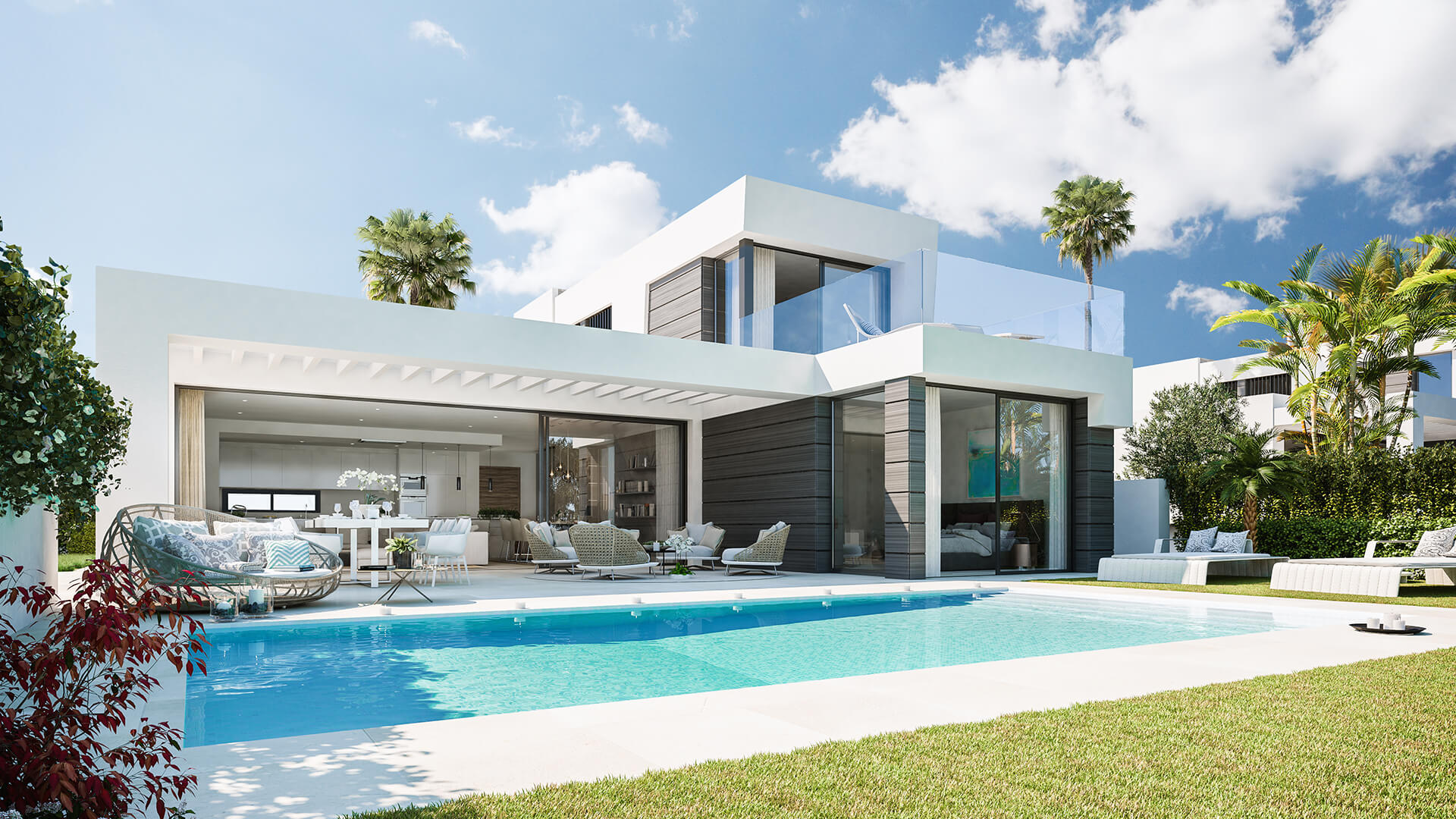 Royale villas calahonda costa del sol marbella for sale for Villa royale