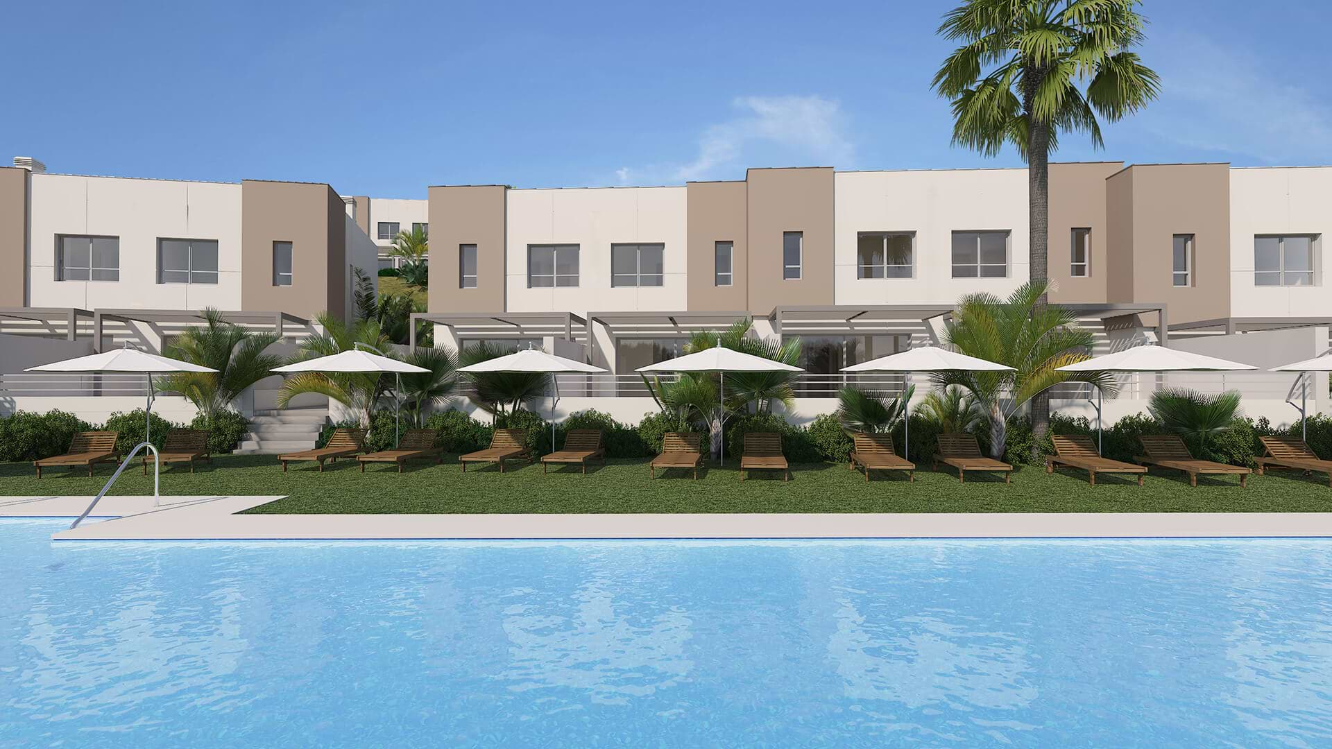Estepona Golf Townhouses - Estepona