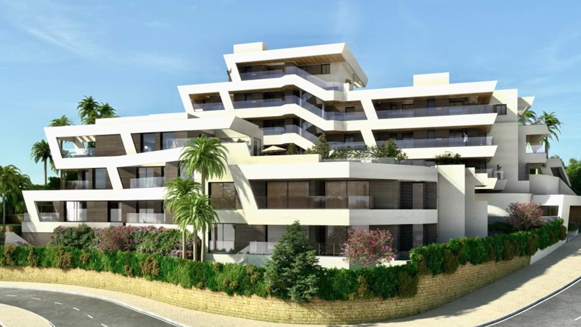 Orion Apartments en Venta en Marbella