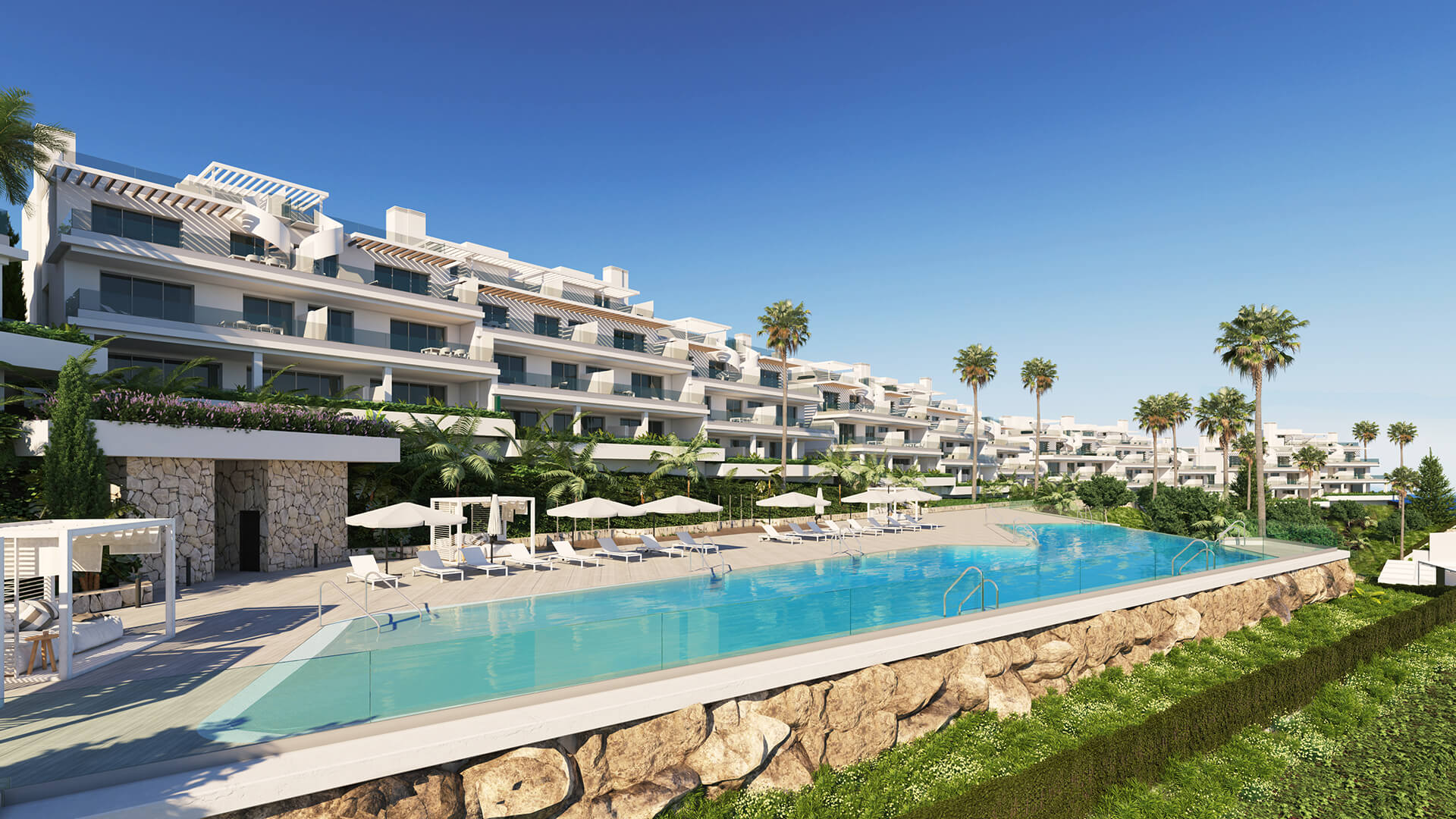 Oceana Apartments en Venta en Cancelada