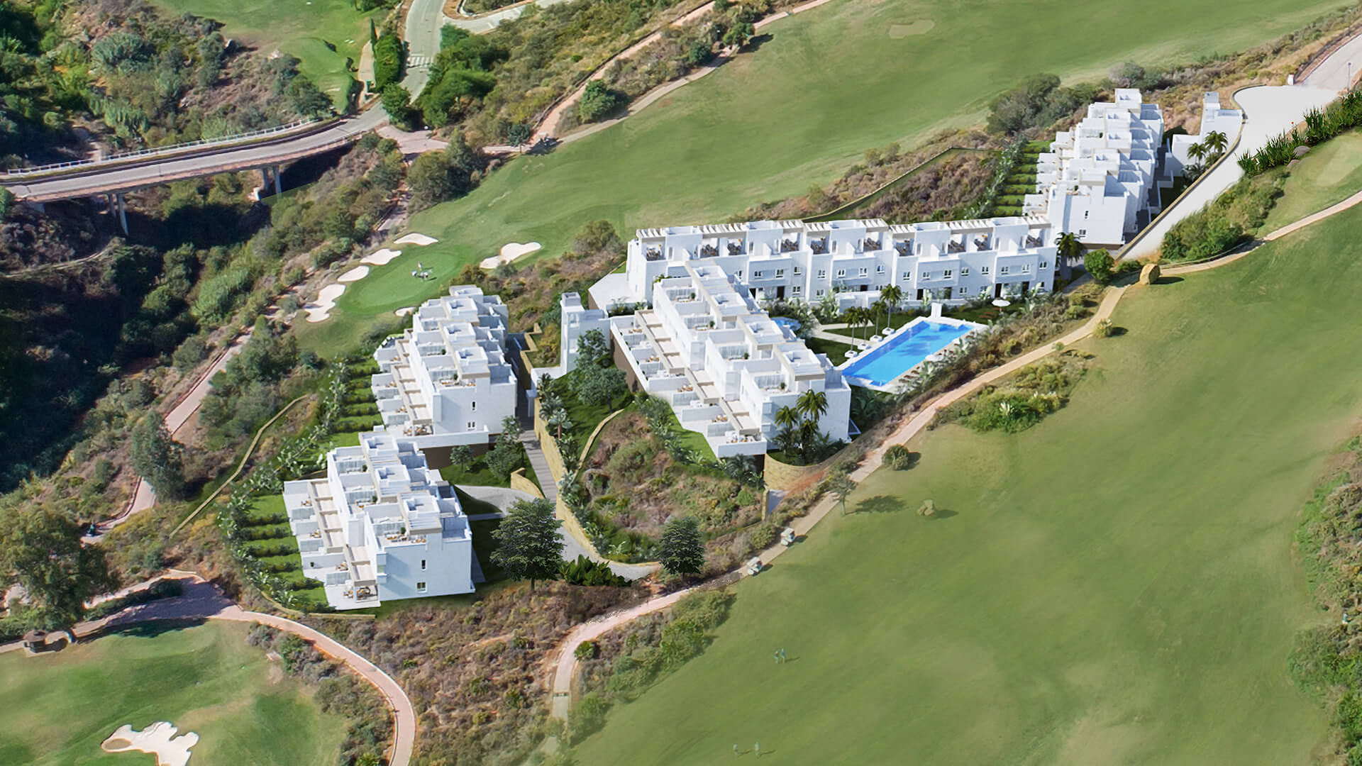 Natura Townhouses - La Cala Golf