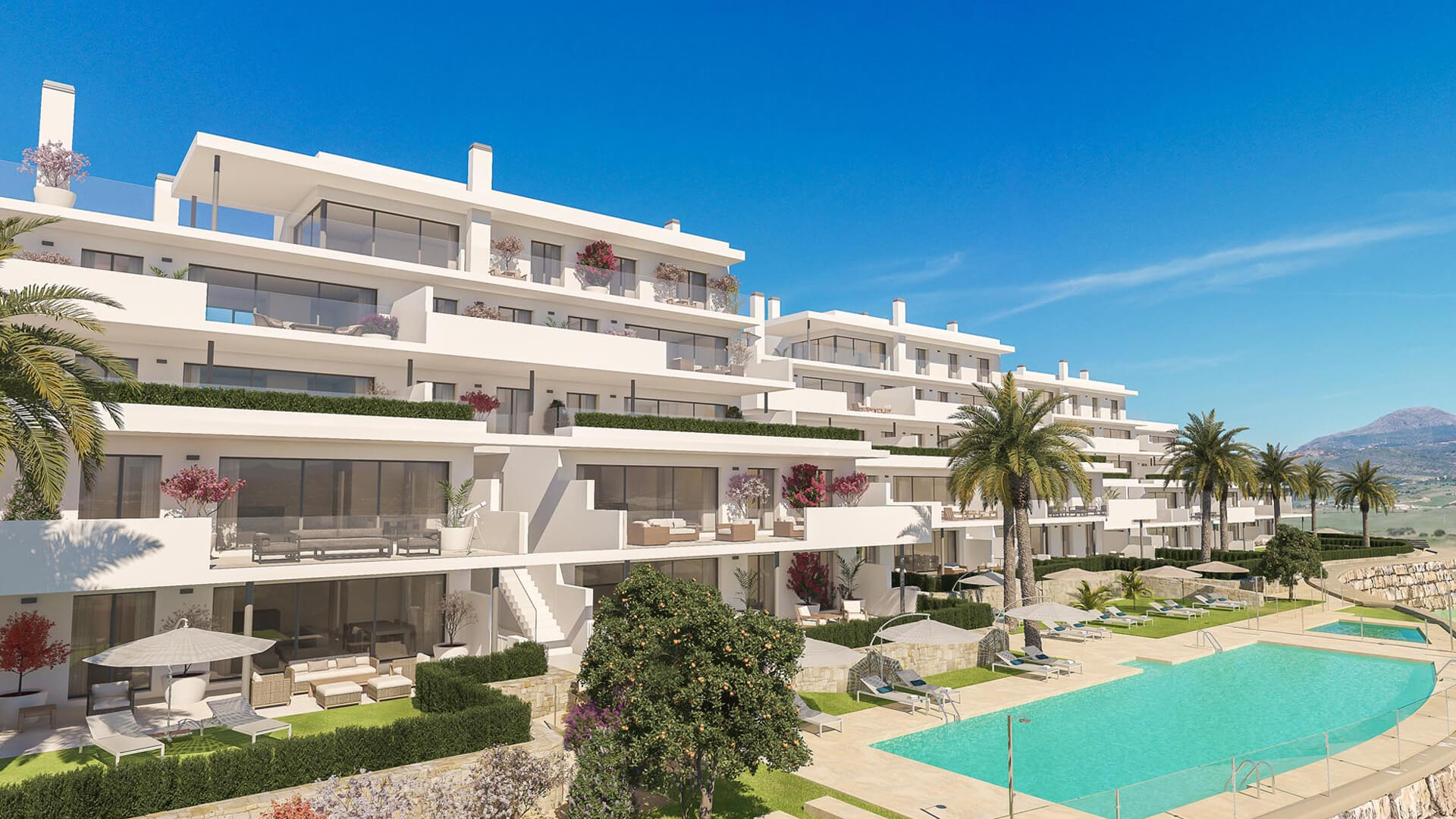 New Property For Sale in Marbella, Off Plan