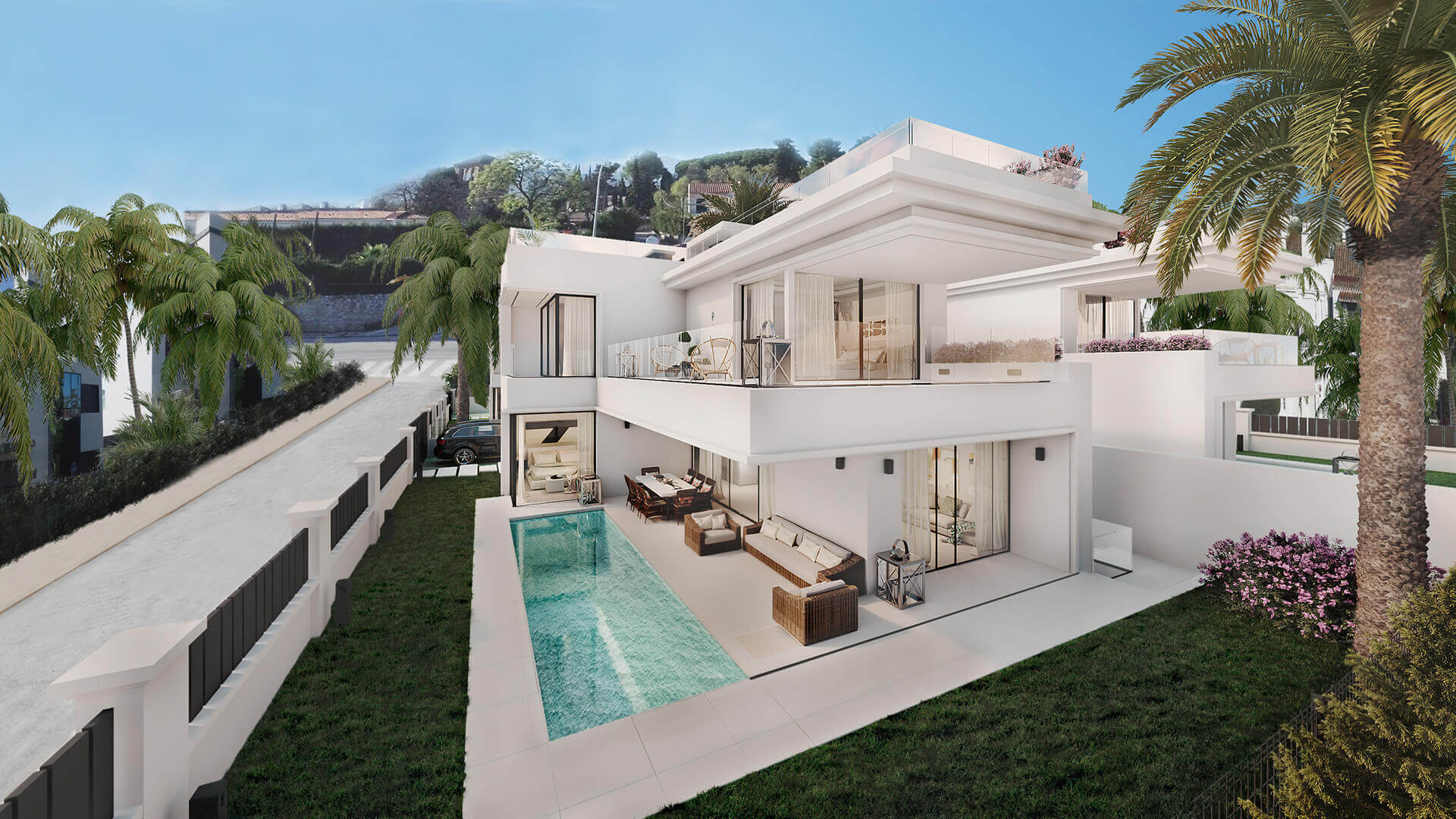 Villas Rio Verde en Venta en The Golden Mile