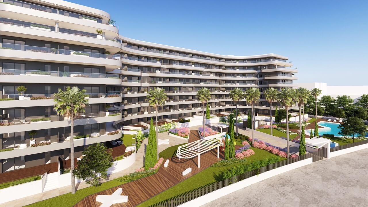 Residencial Halia en Venta en Malaga