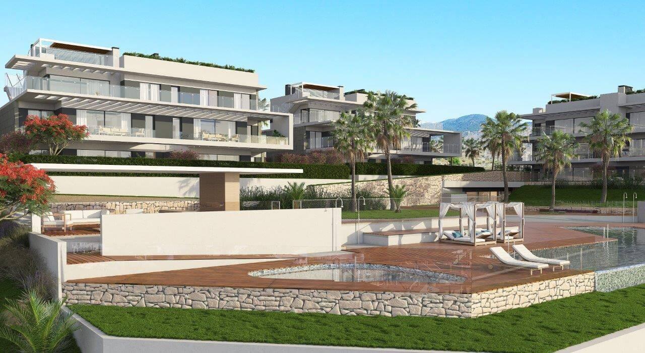 Residencial Citrea en Venta en Malaga